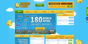 Nugget Bingo Screenshot