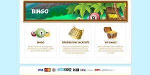 Treasure Bingo Screenshot