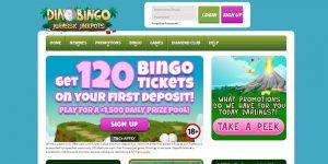 Dino Bingo Screenshot