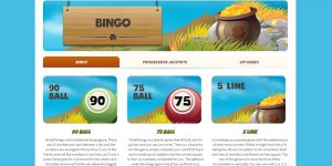 Giant Bingo Screenshot